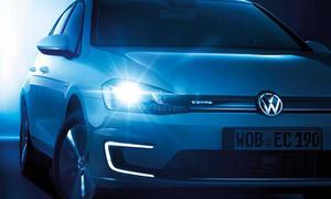 VW e-Golf Preis Elektroauto Marktstart 2014 Kompaktklasse