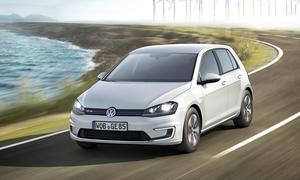 VW Elektroautos E-Golf Verkaufszahlen Zukunft Absatz Hybrid