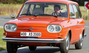 VW Typ 4 Kaufberatung Bilder technische Daten