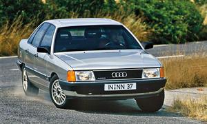 Audi 100/200 Typ 44 Kaufberatung Bilder technische Daten Youngtimer