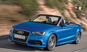 Audi A3 Cabrio 1.8 TFSI Einzeltest Bilder technische Daten