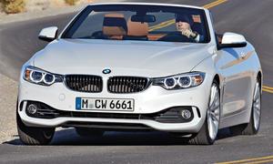 BMW 428i Cabrio Test Bilder technische Daten