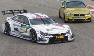 BMW M4 DTM 2014 Tourenwagen Bilder
