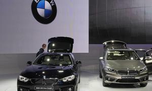 BMW Verkaufszahlen 2014 Absatzrekord Prognose Wirtschaft