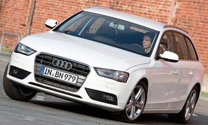 Bilder Audi A4 Avant 2.0 TDI Diesel-Kombis