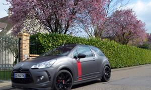 Fahrbericht Citroën DS3 Racing Cabrio Limitiertes Vergnügen
