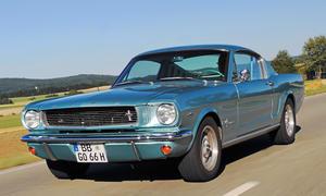 Ford Mustang Fastback Fahrbericht Bilder technische Daten Oldtimer