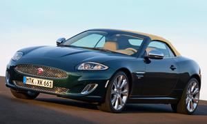 Jaguar XK Special Edition XK66 Sondermodell 2014 Bilder British Racing Green Stratos