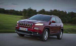 Jeep Cherokee 2014 Preise Marktstart Deutschland technische Daten Bilder