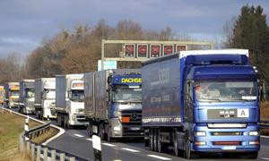 Lkw-Maut 2014 7,5-Tonnen Einnahmen-Ausfall Veränderung