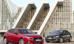 Mazda 3 Kaufberatung Bilder technische Daten