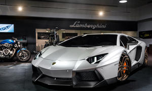 Novitec Torado ADV.1 Wheels Lamborghini Aventador Tuning-Felgen