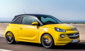 Opel Adam 1909 powered by Marco Reus Sondermodell 2014 Borussia Dortmund