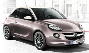 Opel Adam Germanys Next Topmodell 2014 Sondermodell GNTM Kleinwagen