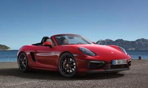 Porsche Cayman GTS 2014 Boxster GTS Peking Auto China Show Preis