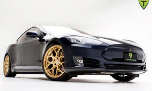 Tesla Model S T-Sportsline Tuning Carbon Elektroauto
