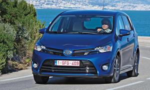 Toyota Verso 1.6 D-4D Fahrbericht Bilder technische Daten