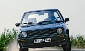 VW Golf II GTD Special Historie Bilder technische Daten