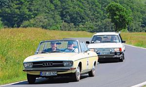 Youngtimer Classic 2014: Klassiker-Ausfahrt startet am Petersberg