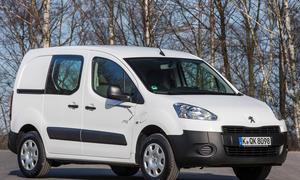 peugeot partner electric elektroauto preis lieferwagen technische daten marktstart Reichweite