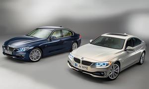 BMW 320i 420i Gran Coupe Vergleich Bilder technische Daten