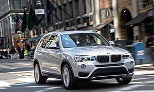 Fahrbericht BMW X3 xDrive20d 2014 Facelift Bilder technische Daten Kompakt-SUV