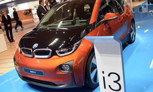 BMW i3 Produktion Absatz Verkaufsstart USA 2014