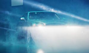 Bentley Mulsane Hybrid Concept Auto China 2014 Neuheiten Highlights Live-Bilder