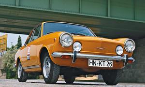 Fiat 850 Sport Coupe Jubiläum Bilder technische Daten