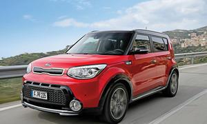 Kia Soul 1.6 CRDi Fahrbericht Bilder technische Daten Kompaktvan
