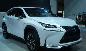 Lexus NX 2014 Peking 300h F Sport Kompakt-SUV Auto China