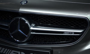 Mercedes S 63 AMG Coupe Luxus V8 New York Auto Show 2014