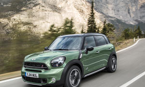 Mini Countryman Facelift 2014 New York Auto Show SUV