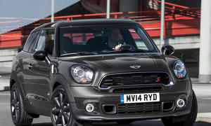 Mini Paceman Facelift 2014 Peking Auto China