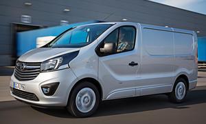 Opel Vivaro 2014 Transporter Verkaufszahlen Nutzfahrzeuge