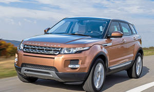 Range Rover Evoque TD4 Test Bilder technische Daten