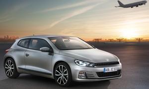 VW Scirocco Facelift 2014 Preis Sportcoupé Bilder Neuheiten Markteinführung