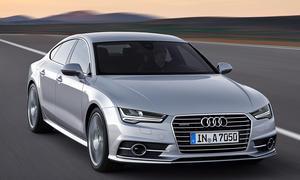 Audi A7 Facelift 2014 AMI Leipzig Sportback Weltpremiere Preis Technik Design