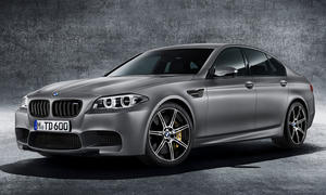 30 Jahre BMW M5 2014 Goodwood Festival of Speed Sondermodell 600 PS