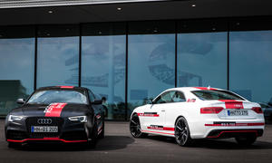 Audi RS 5 TDI 2015 Triturbo Diesel Elektro Turbo 48V Bordnetz
