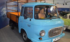 Ost Klassiker AMI 2014 Leipzig Trabbi Trabant Wartburg