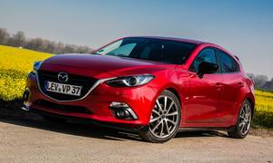 Mazda 3 Sport Anbauteile 2014 Kompaktklasse Fließheck Limousine