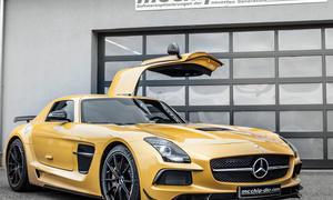 McChip DKR Mercedes SLS AMG Black Series Tuning