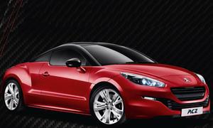 Peugeot RCZ Red Carbon Edition 2014 Sondermodell Preisvorteil Sportwagen