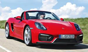 Porsche Boxster GTS 2014 Test Fahrbericht