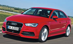 Quality Trophy 2014 Audi A3 Limousine gewinnen Auto Zufriedenheit Umfrage