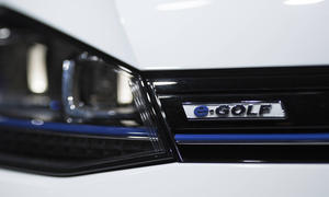 VW Crafter Bulli Elektroantrieb E-Motor Crafter Bulli 2014