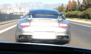 Frisch aus dem Netz: Alter Lada überrascht Porsche 911 GT2 RS