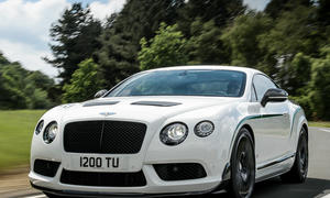 Bentley Continental GT3 R 2014 Sondermodell Sport Performance Leichtbau