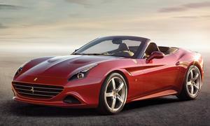 Ferrari California T Facelift 2014 Preis Markteinführung Sportwagen Downsizing